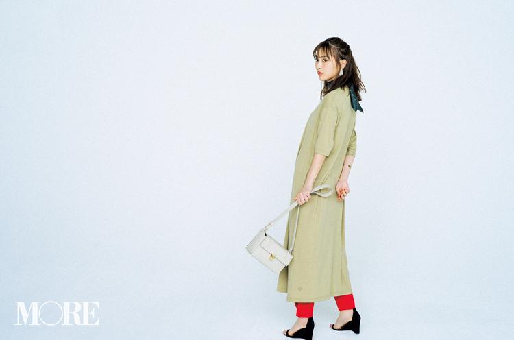 カジュアル服でもきちんと見えるコツ、知ってる? 答えは「赤をさす」、のたったひと手間!記事Photo Gallery_1_3