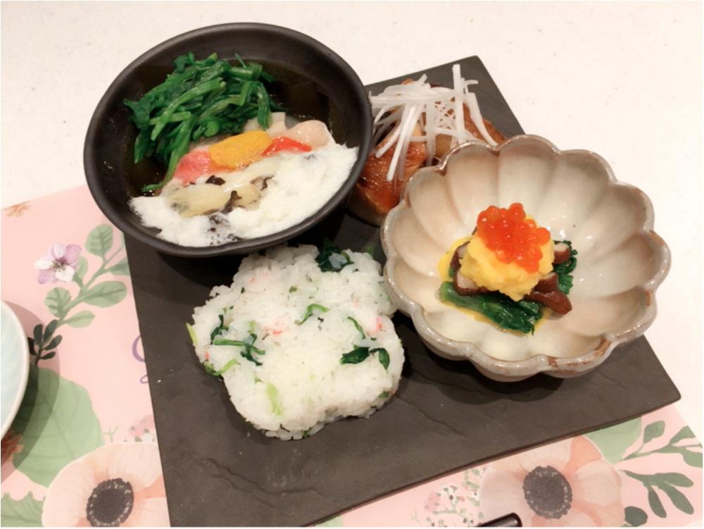 ユリ根で和菓子を作ったよ♡_1