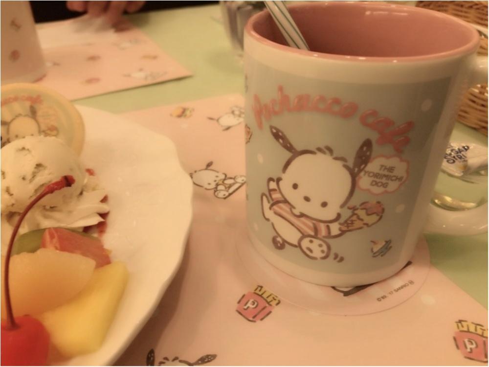 【サンリオ期間限定カフェ】ポチャッコ好き大集合!横浜に集まれ!○○が激ウマ&SNS映え!_3