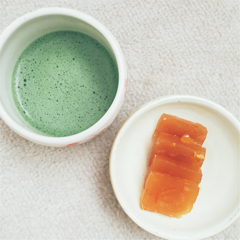 【お家でティータイム】お茶の産地「鹿児島」のお抹茶♡_3