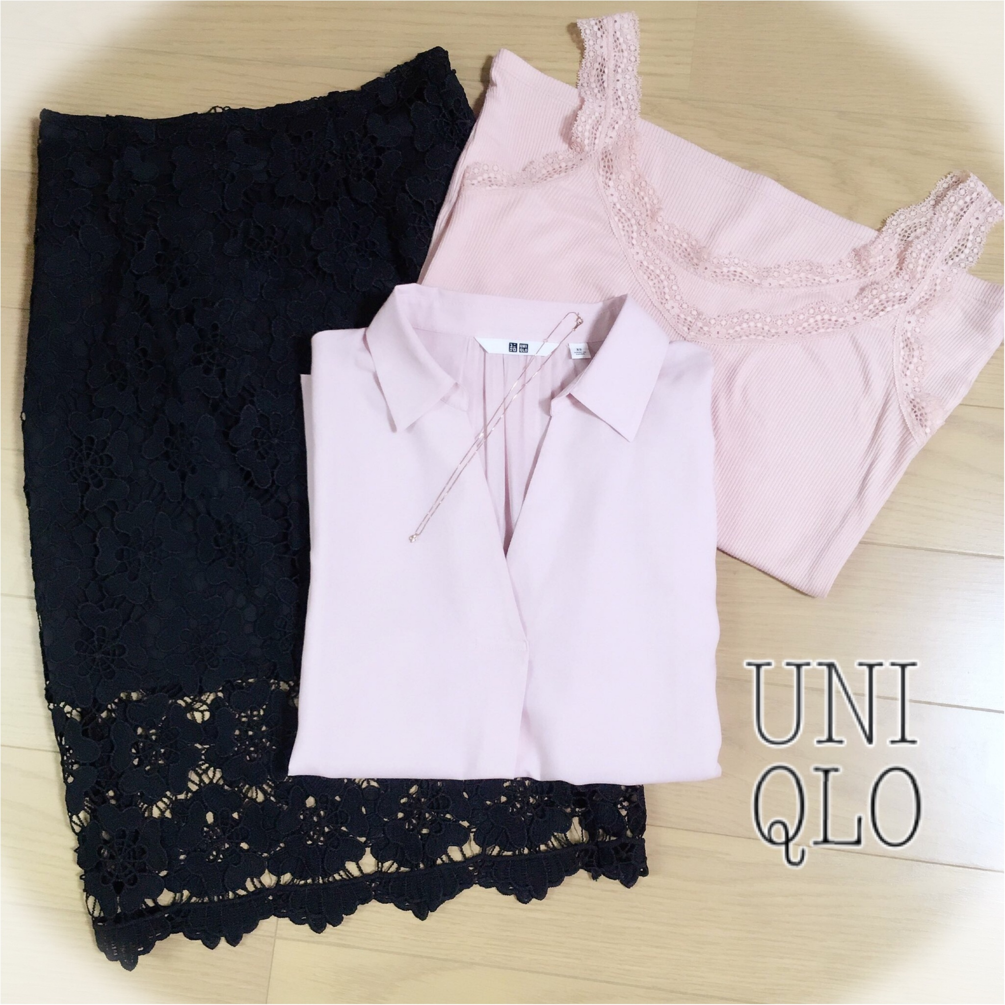 【UNIQLO新作】でつくる♡【夏のオフィススタイル】_1