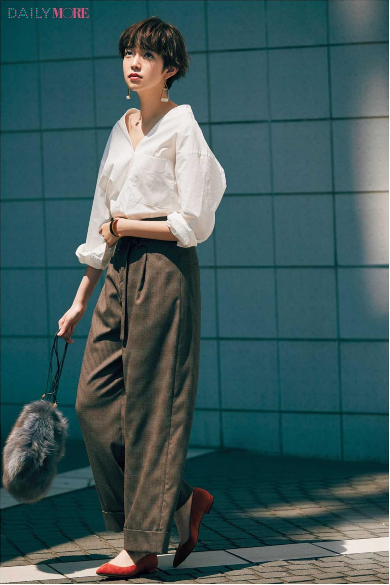 あなたに似合う一本を探そ♪ 秋に履きたい「ワイドパンツ」まとめ♡_1_8