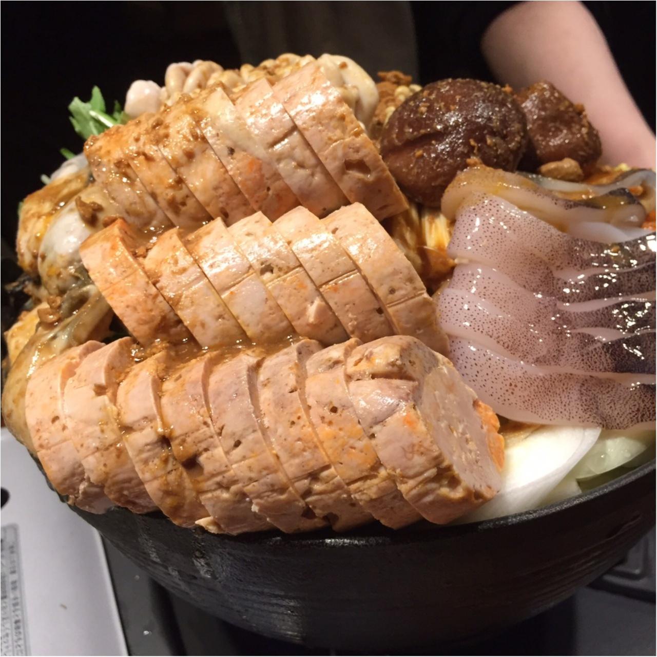 【あんこう・牡蠣・白子!!】フォトジェニック?!東京で食べられる痛風鍋TOP3!!_1