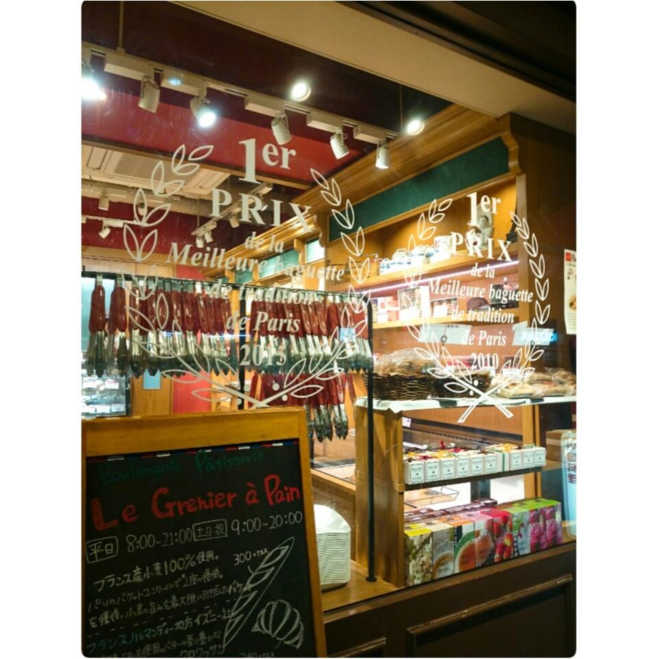 《東京パン巡り》麹町のル・グルニエ・ア・パンがおしゃれ美味♡_2