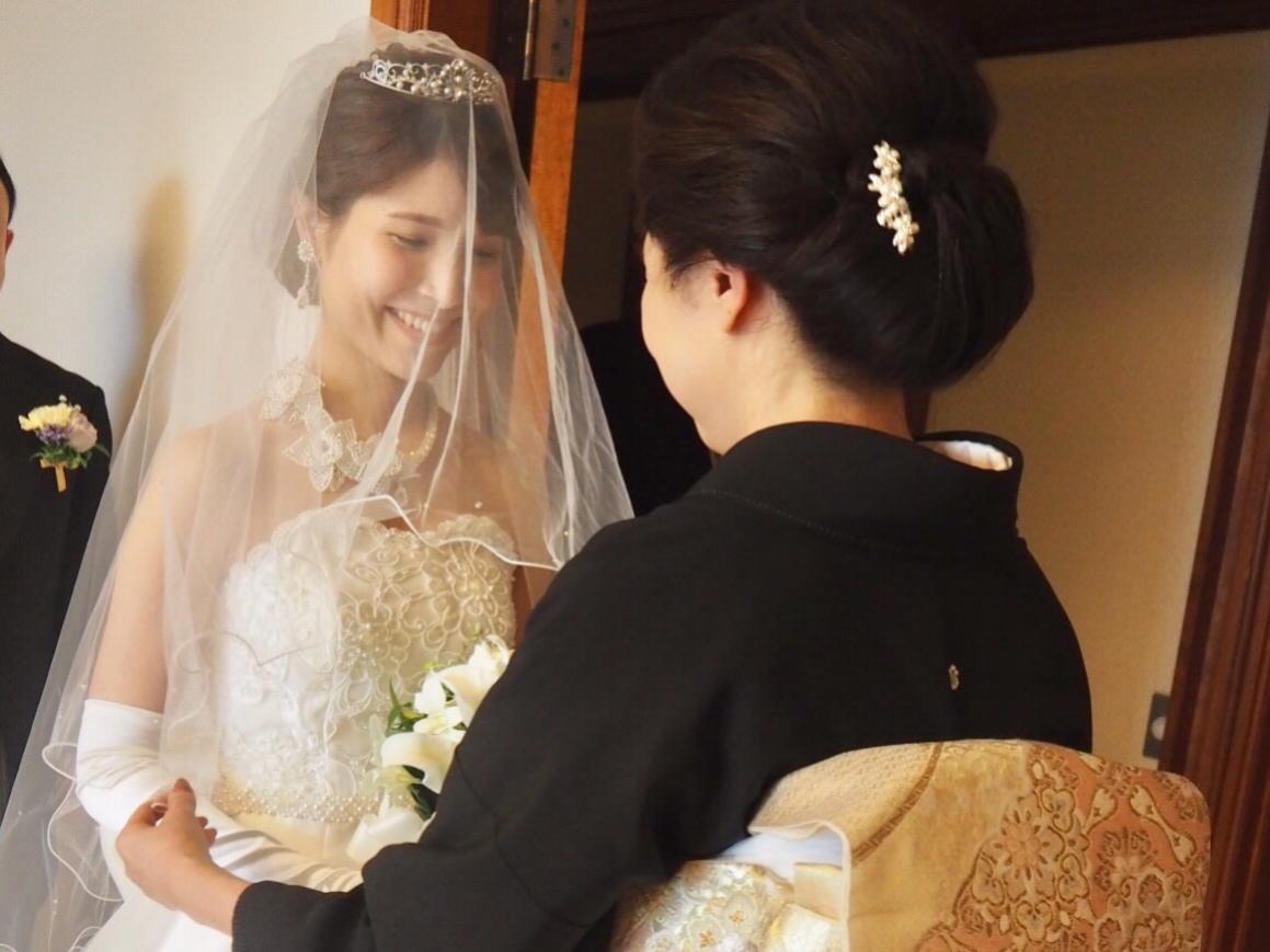 【椿山荘】Reina❤️ちゃんの和やか結婚式_2