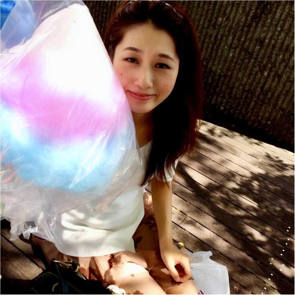 ♡レインボー綿菓子♡_2