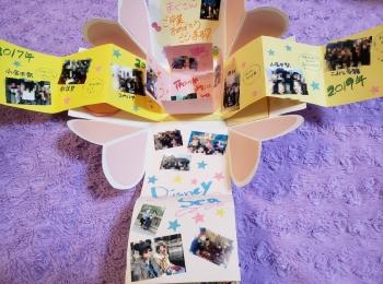【感動しちゃう!】卒業ライブでもらった寄せ書きが感動の宝石箱\(^_^)/