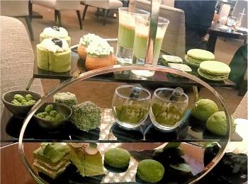 《抹茶好きさん必見》抹茶祭りアフタヌーンティー♡食べられるのはイマダケ♡