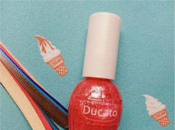 本格的な夏を迎える前に!Ducatoの新色ネイルで指先を彩ろう