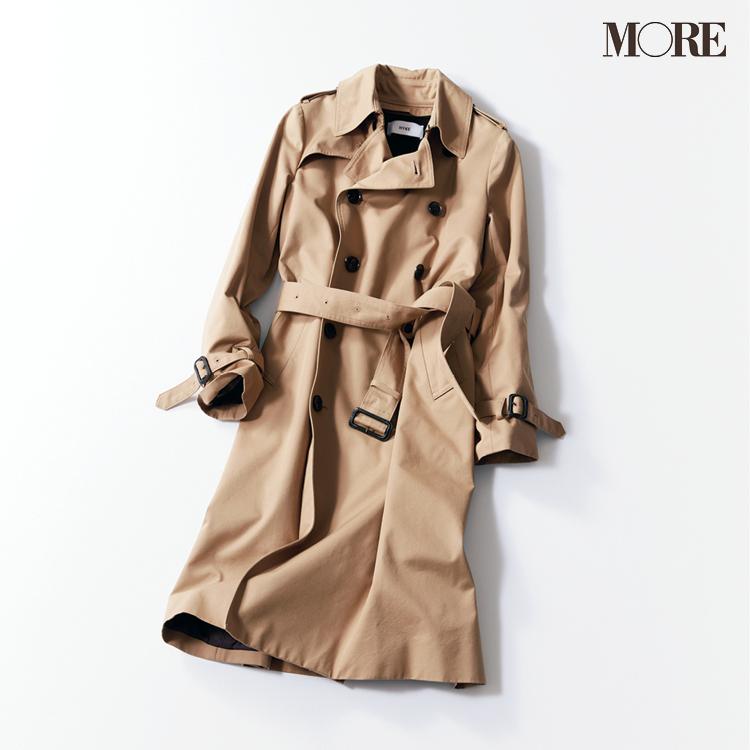 トレンチやデニム。人気スタイリストが「20代で買ってよかった」名品服、集めました☆_1