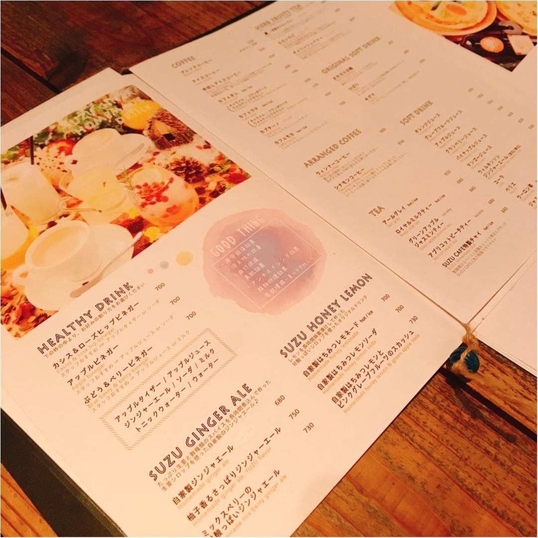 銀座で大人気のカフェに行ってきました♡_3