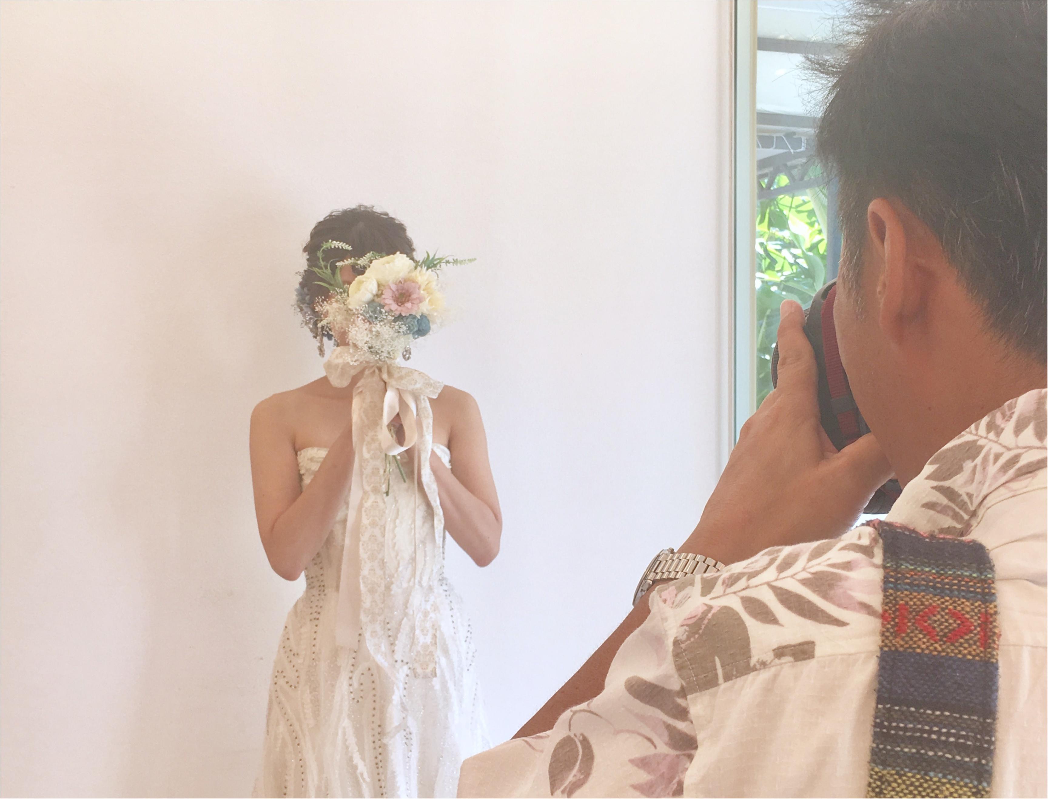 【くく婚】ハンドメイド・ビーチフォト・スイーツビュッフェ・・こだわりを詰め込んで❤️『28歳、結婚式を挙げました!』_3