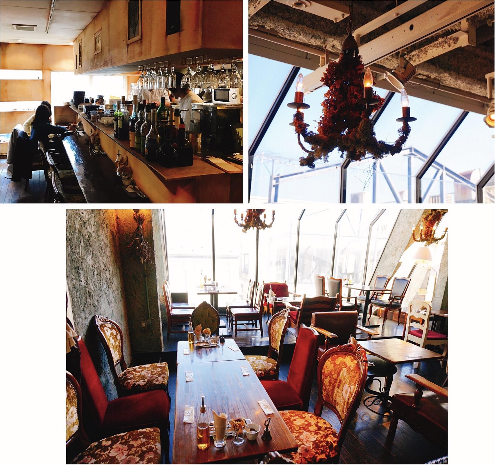 《フランスのお家のような穴場Cafe》TVでも紹介された【bistro&café La ChouChou】でランチはいかが?_2