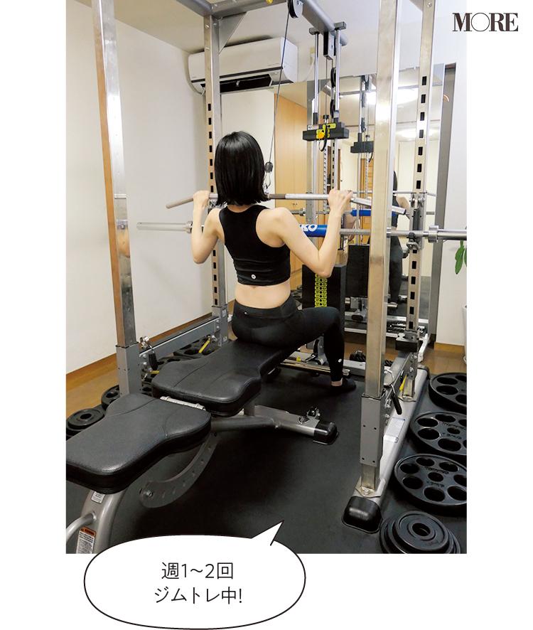 美肌、代謝UP、姿勢・O脚改善。モデル・Junko Katoさんが約1年のジムトレで得たものとは? やる気をキープする方法も教えます_2