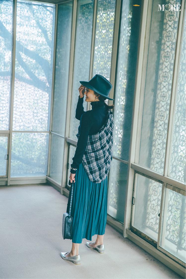 ニットコーデ特集《2019年秋冬》- 大人っぽくてかわいい! おしゃれなレディースニットまとめ_29