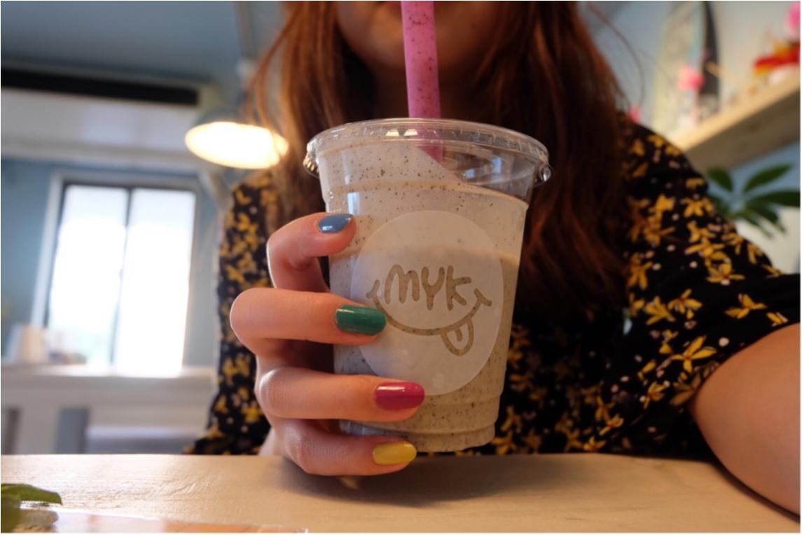 【宮古島カフェ】カラフルすぎて可愛い♡もはやインスタ映えのためのmykカフェ♡♡_1