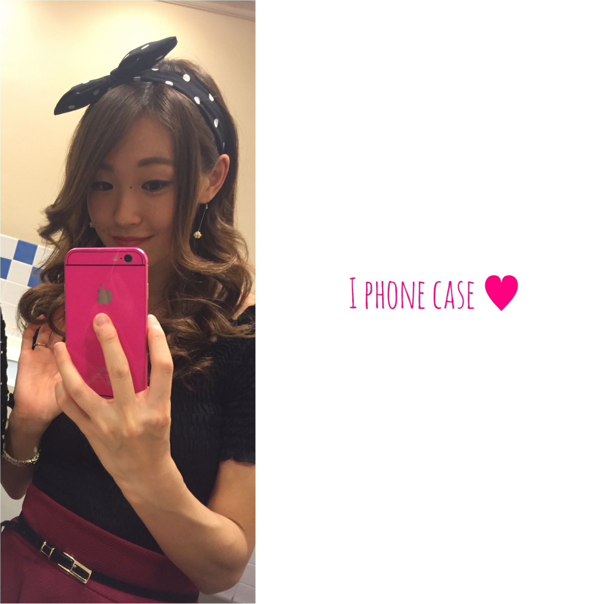 【ITEM】お気に入りの i Phone  Case _1