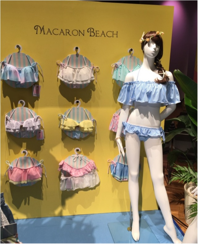 来年流行る水着のトレンドをいち早くチェック!三愛水着の展示会にいってきました!_12