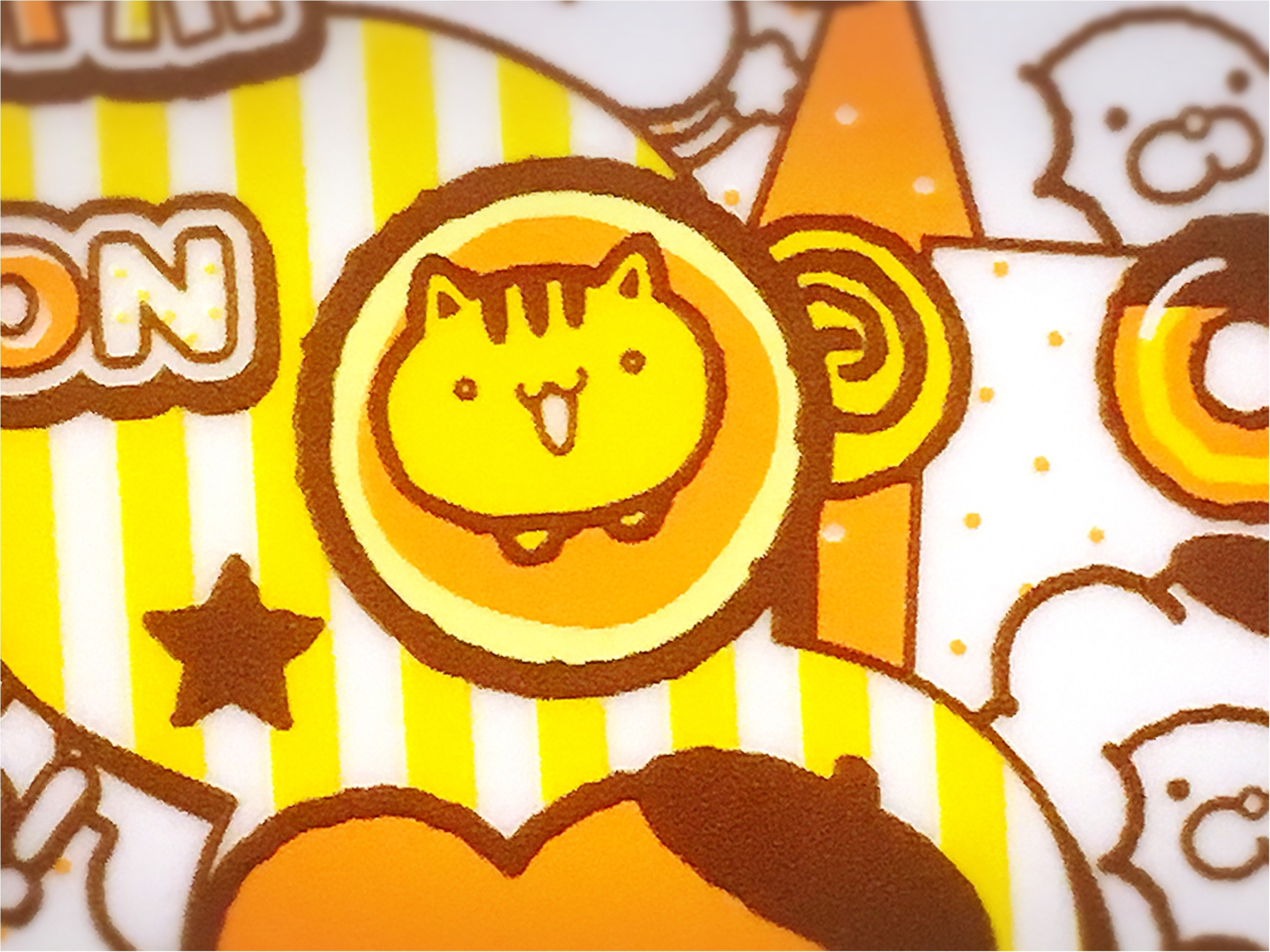 緊急ニュース!ポムポムプリンとミスドのあの子がコラボ♡2/15〜の第1弾グッズはランチボックス!!【SANRIO EXPO(サンリオエキスポ)2017★おみやげ】_8