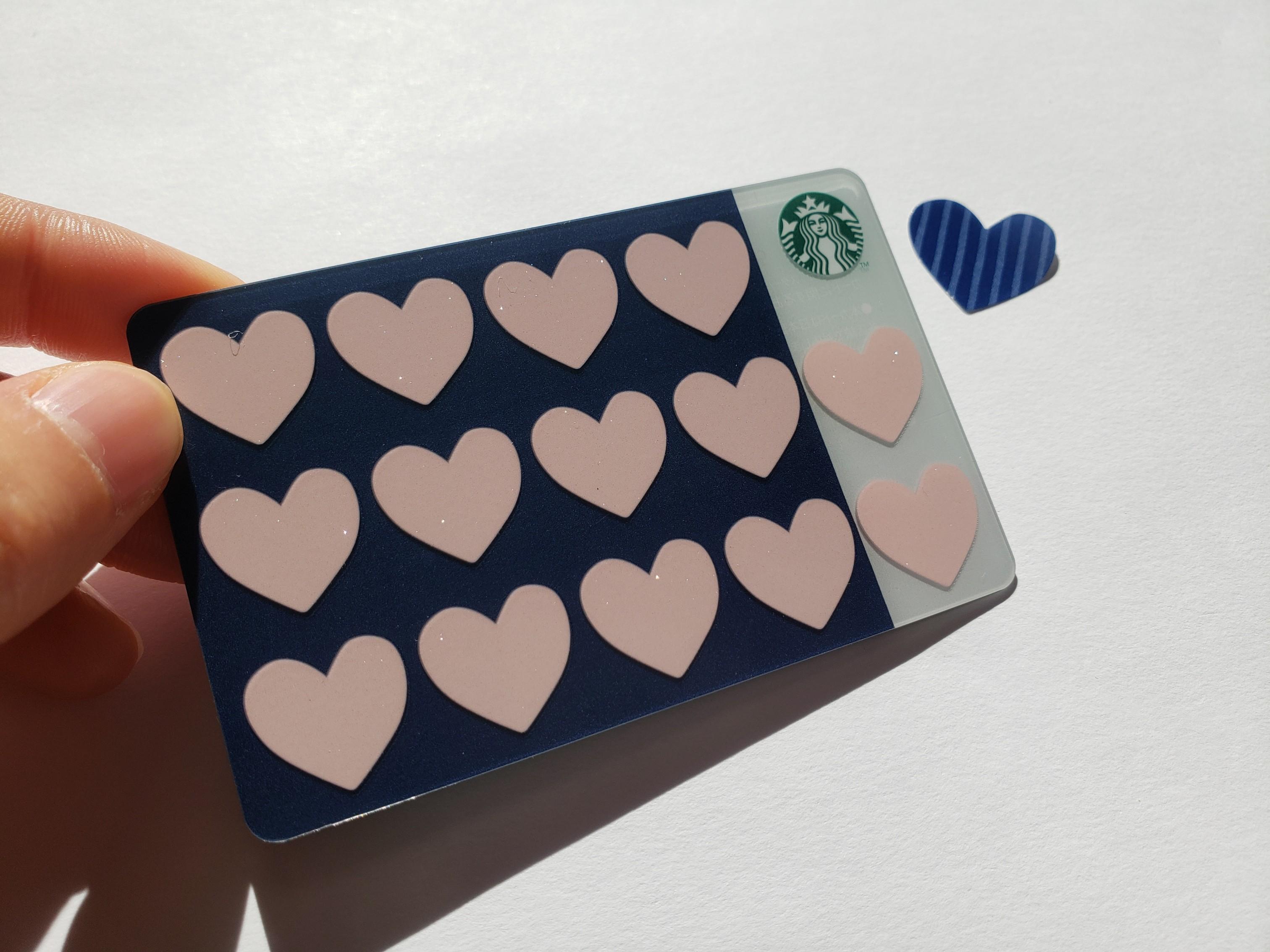 《スタバカード》可愛すぎる♡レジ横残ってれば即買い決まり!バレンタインギフト♡_5