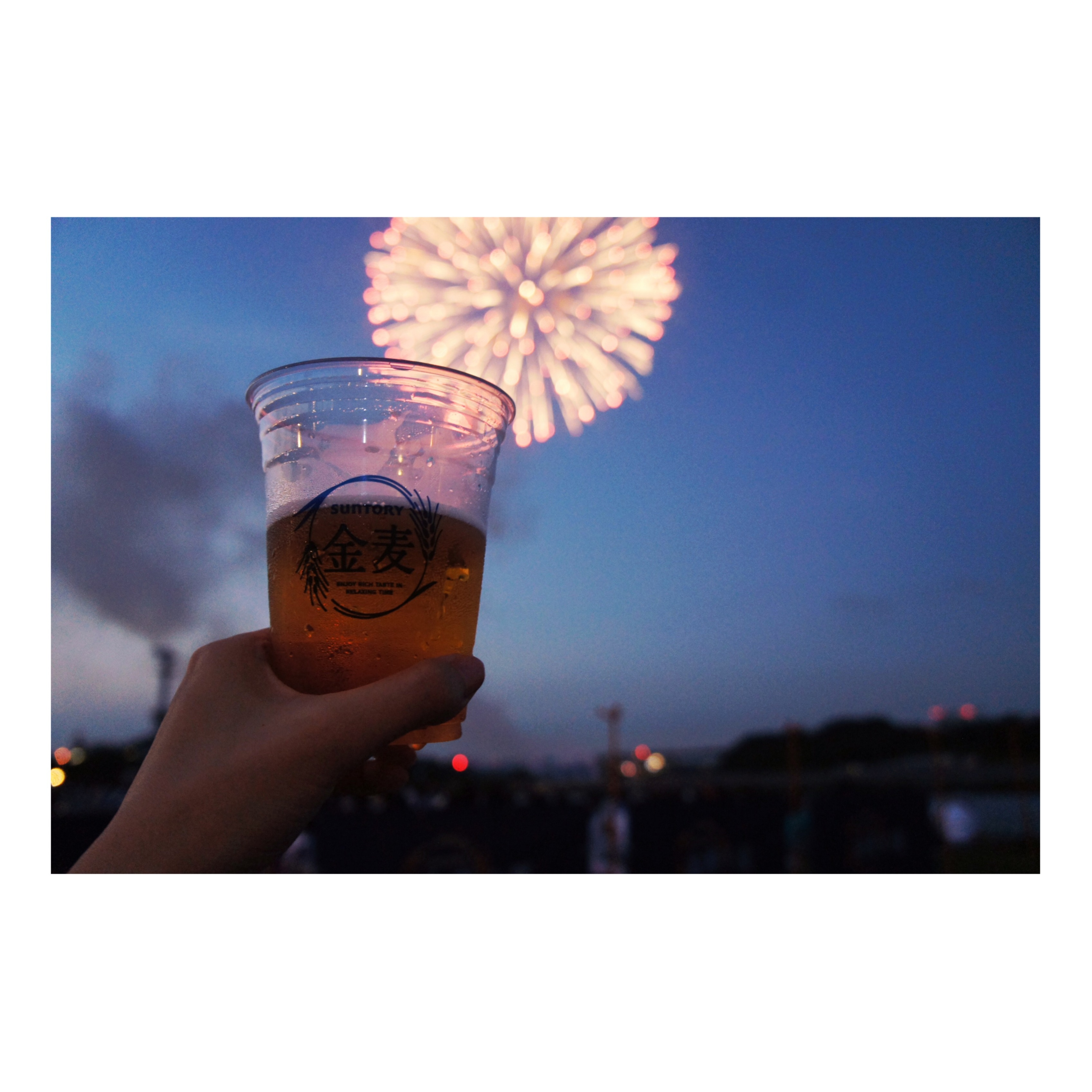 《インスタ映え♡》【カメラ女子】花火大会で周りと差がつく!フォトジェニックな写真の撮り方のススメ❤️_5