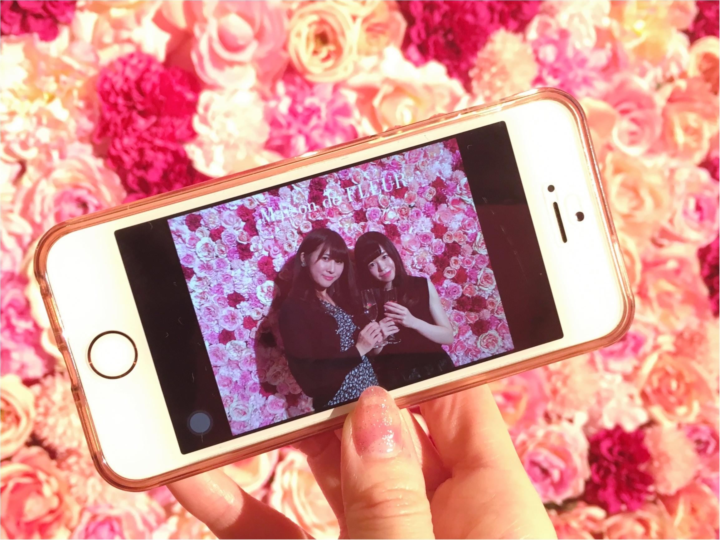 《Maison de FLEUR 4th Birthday Party.》メゾンドフルールの4周年パーティ♡私達、このピンクの世界を愛してる!♡♡_16