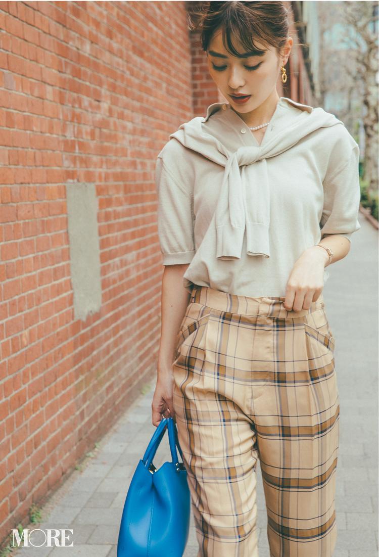 ベージュコーデ特集(20代後半女子向け)- 春におすすめのワンピースやスカート、靴などのコーディネートまとめ_10