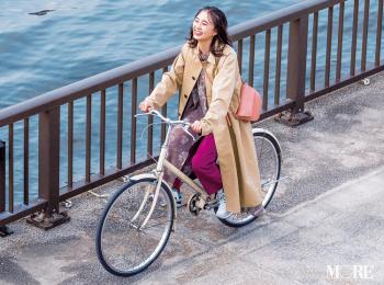 「決めた。私、シンガポールへ行きます!」鈴木友菜主演・着回し連載『柄アイテムが必要だ。』最終回!
