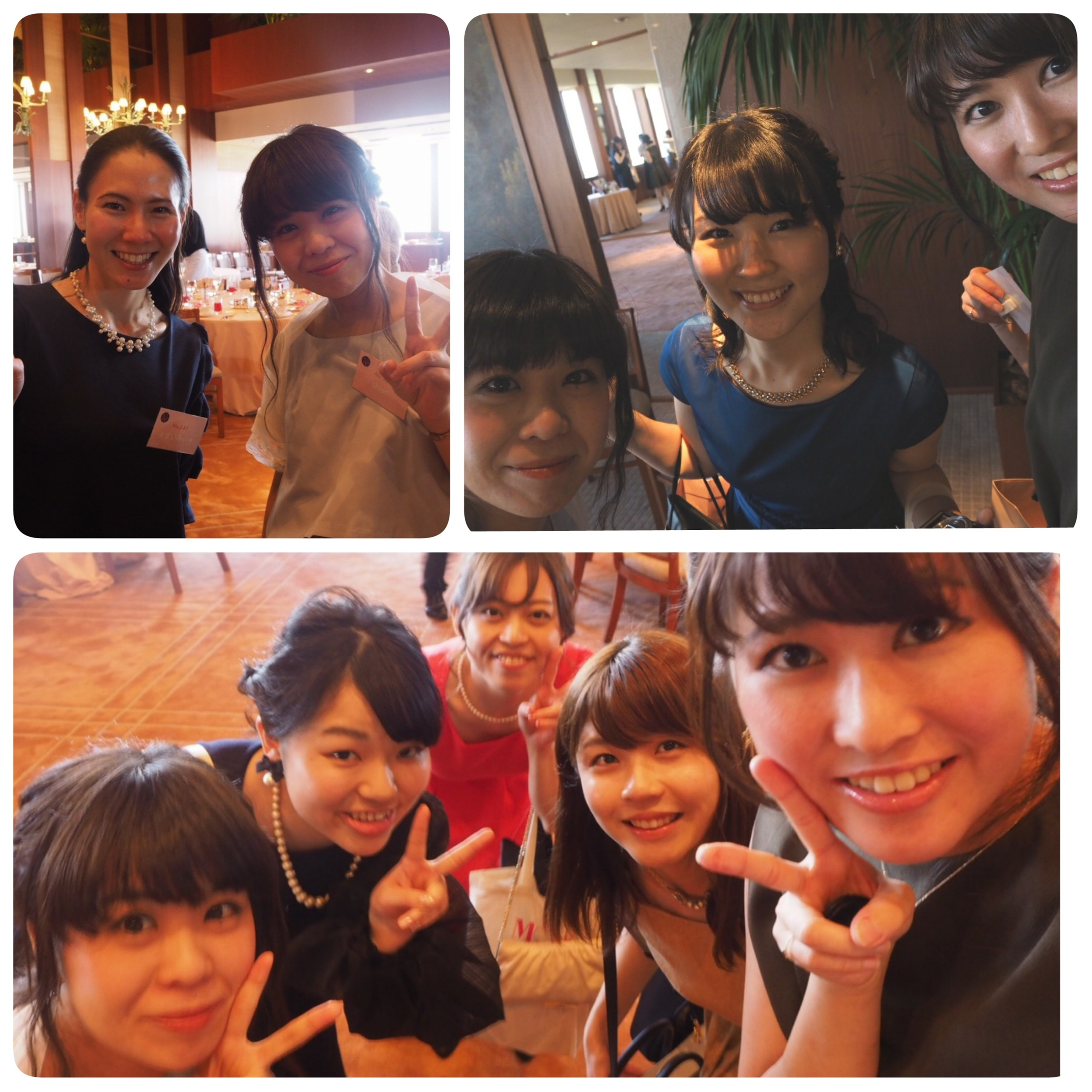 """【初参加♡】モアハピオフ会 """"MORE大女子会"""" に参加して来ました!!_6"""