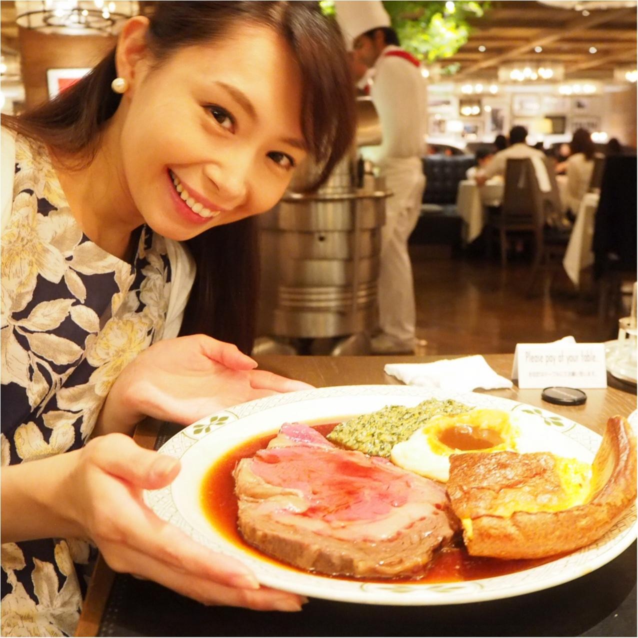 お肉大好き♡野菜大好き♡恵比寿ガーデンプレイスで素敵なランチ時間を過ごしました♪_8