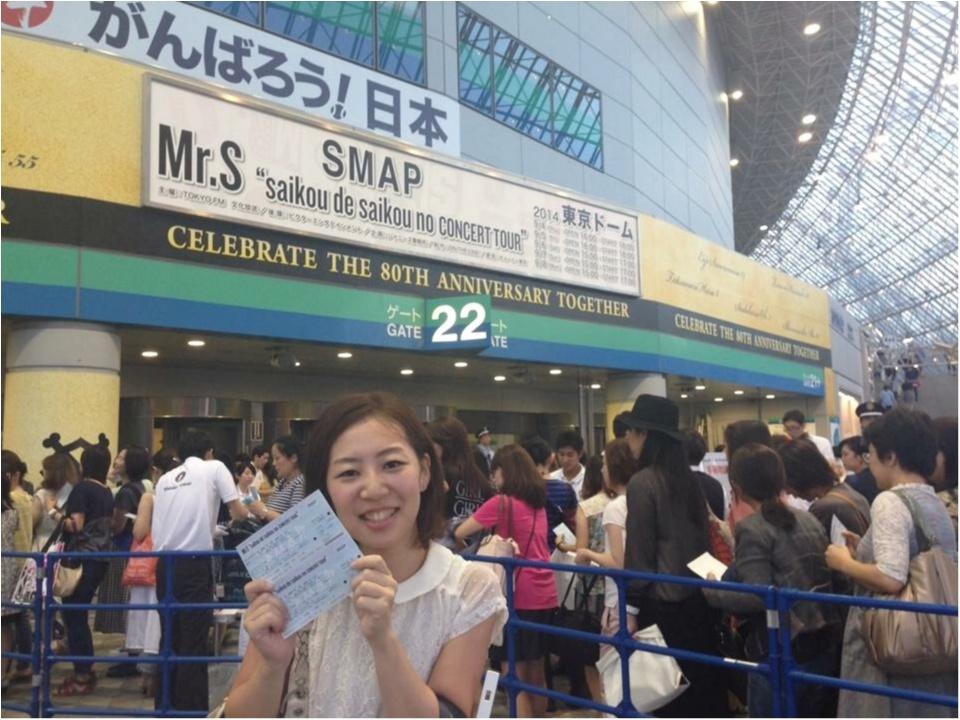 初めての立ち見野球観戦★あなたの顔が東京ドームのスクリーンに!?_3