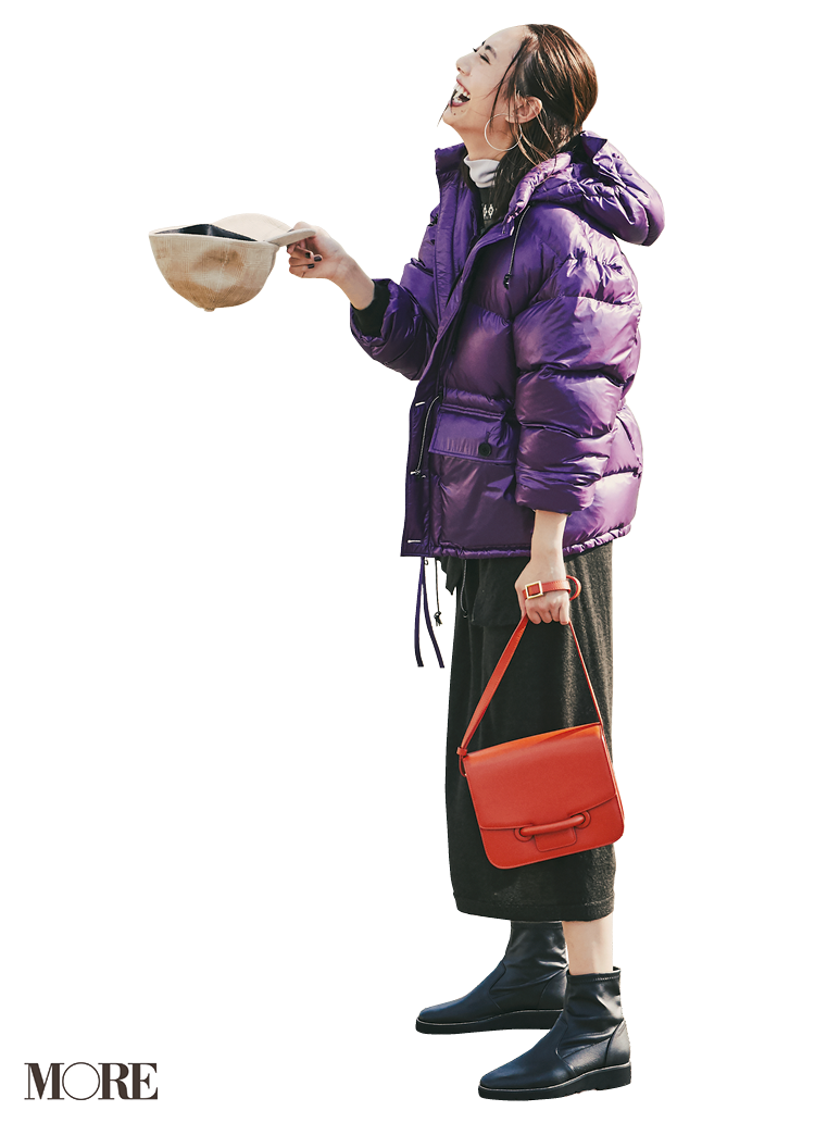注目のきれい色【パープル】コーデ見本   ファッション(2018年秋冬編)_1_12