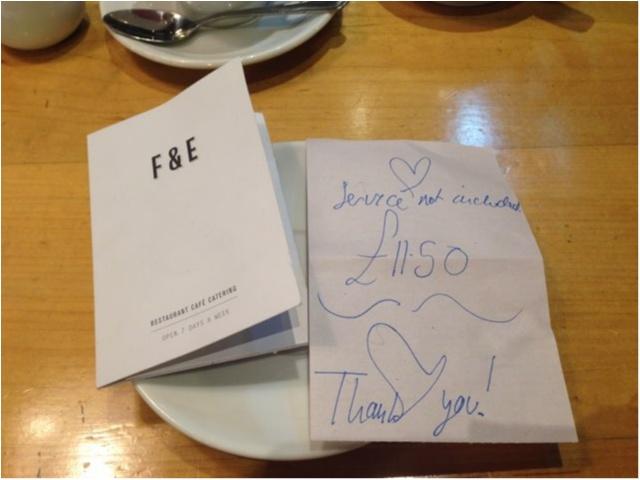 【Franze&Evans LONDON】ロンドン気分を味わえるお洒落カフェ★_6