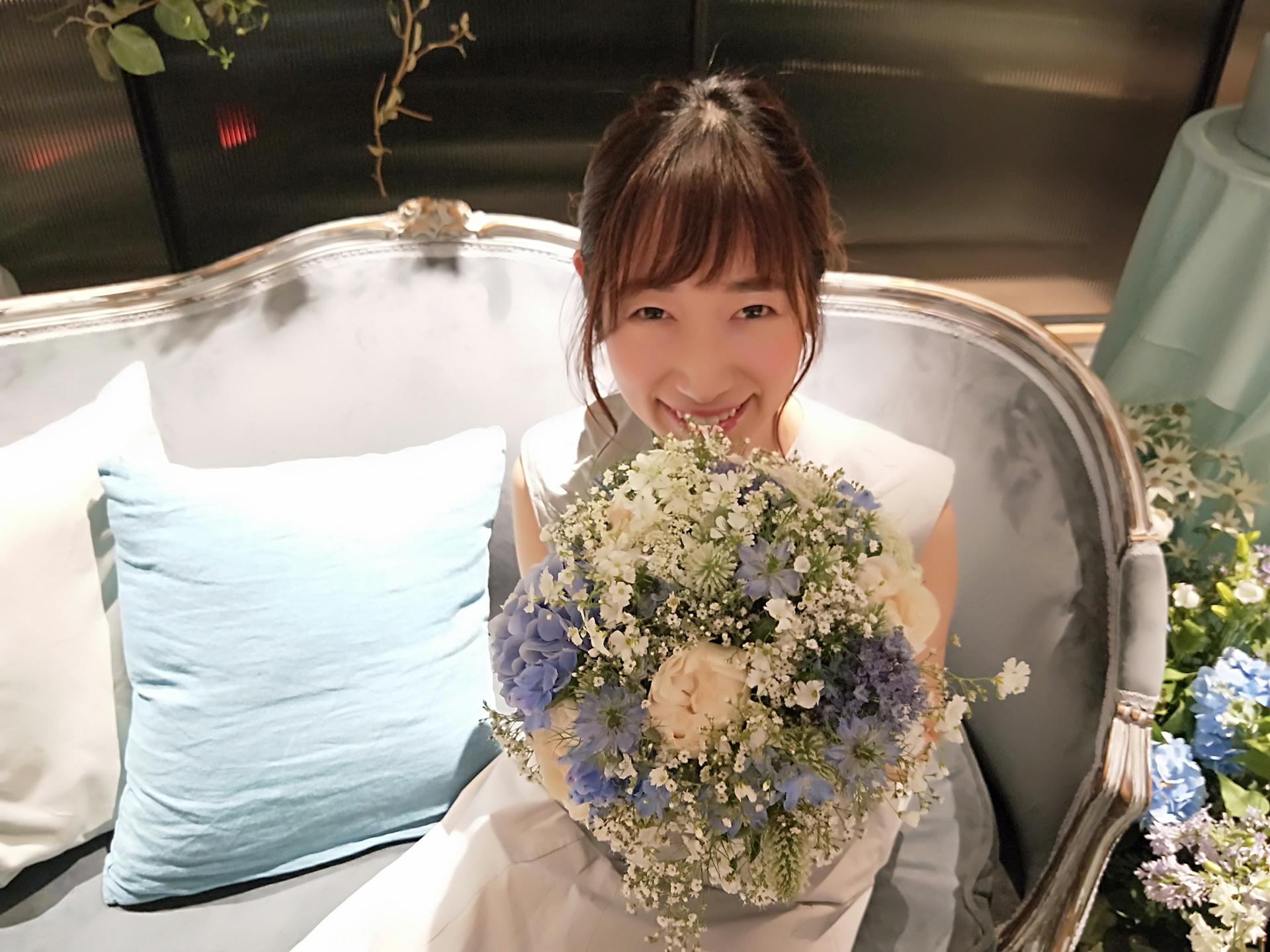4/30まで!表参道でJILL STUART Beauty がCRAZY WEDDINGとコラボイベント開催中☆_6