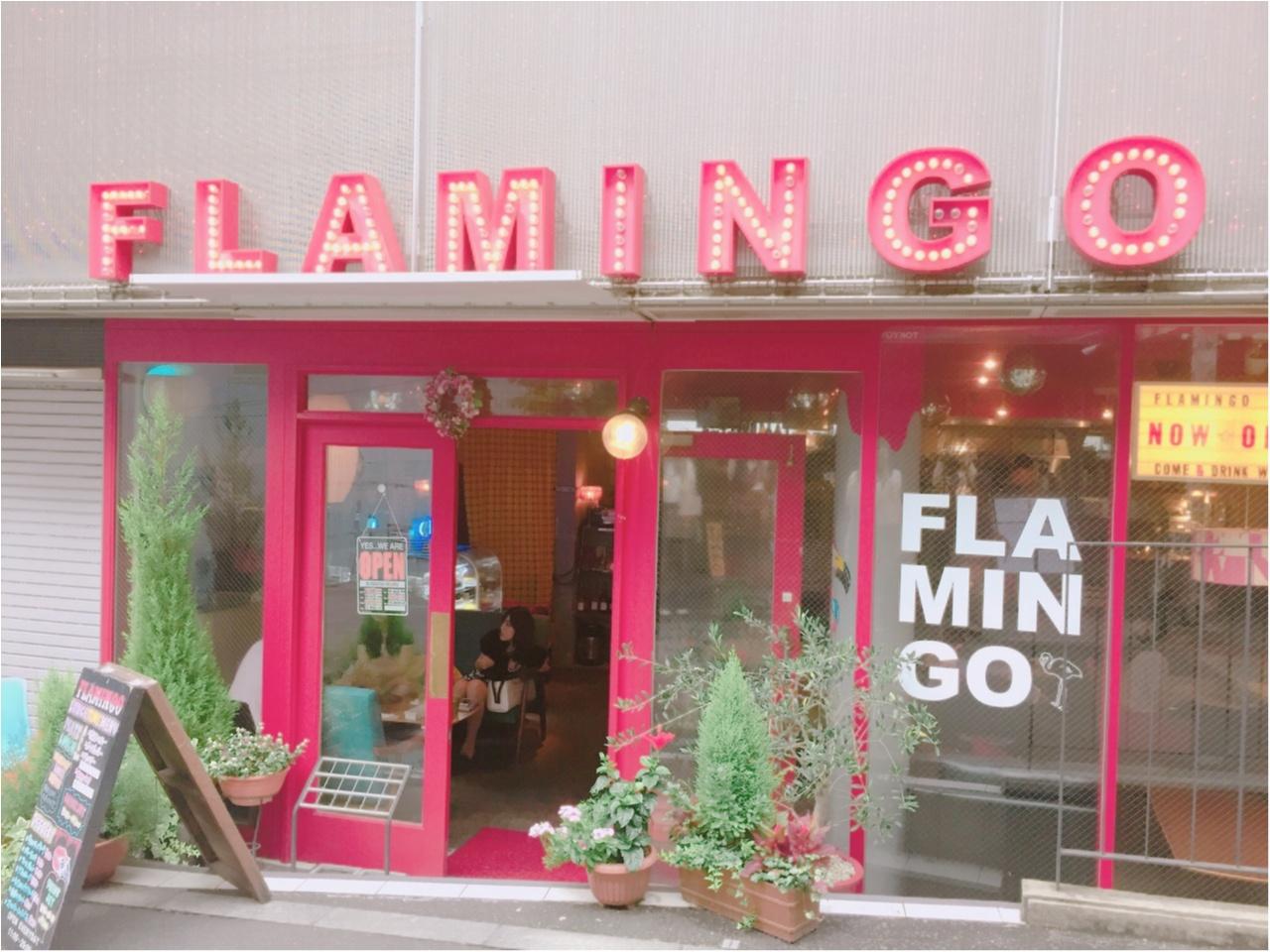 ピンクが可愛いフォトジェニックなカフェなら!渋谷の『カフェフラミンゴ』へ!!_3