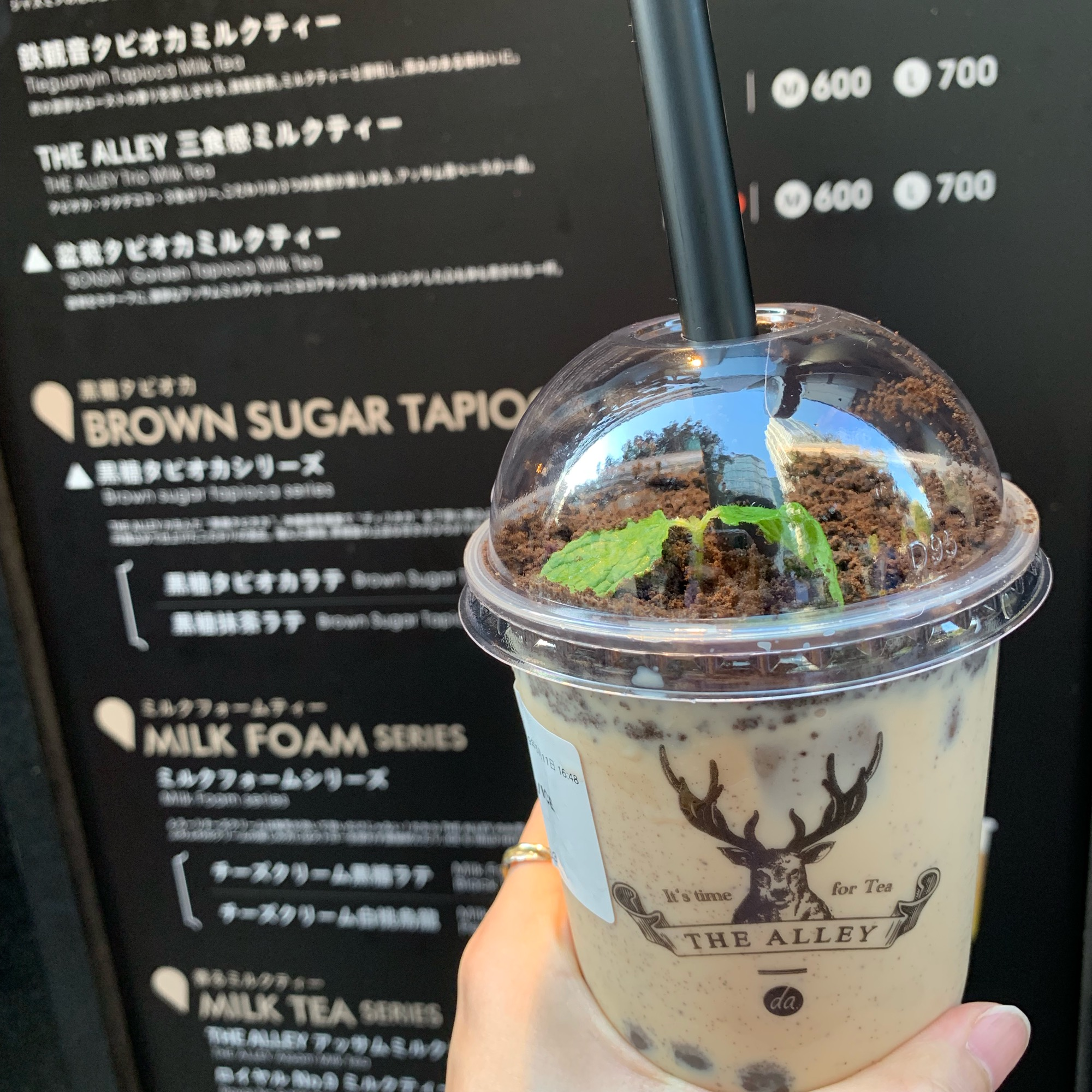 東京で人気のタピオカ店特集 - ゴンチャ、ジアレイ、春水堂など人気店や注目の新店も!_12