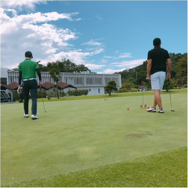 天気は快晴! だけどスコアは絶不調で130台......やっぱりゴルフは人生と同じで難しい(涙)【#モアチャレ ゴルフチャレンジ】 _1
