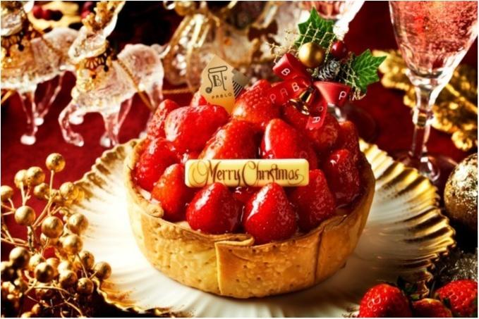 タピオカで大人気の『ジ アレイ』や、苺が盛り盛りの『パブロ』の新作など、12/1発売の注目グルメ6選!_3_2