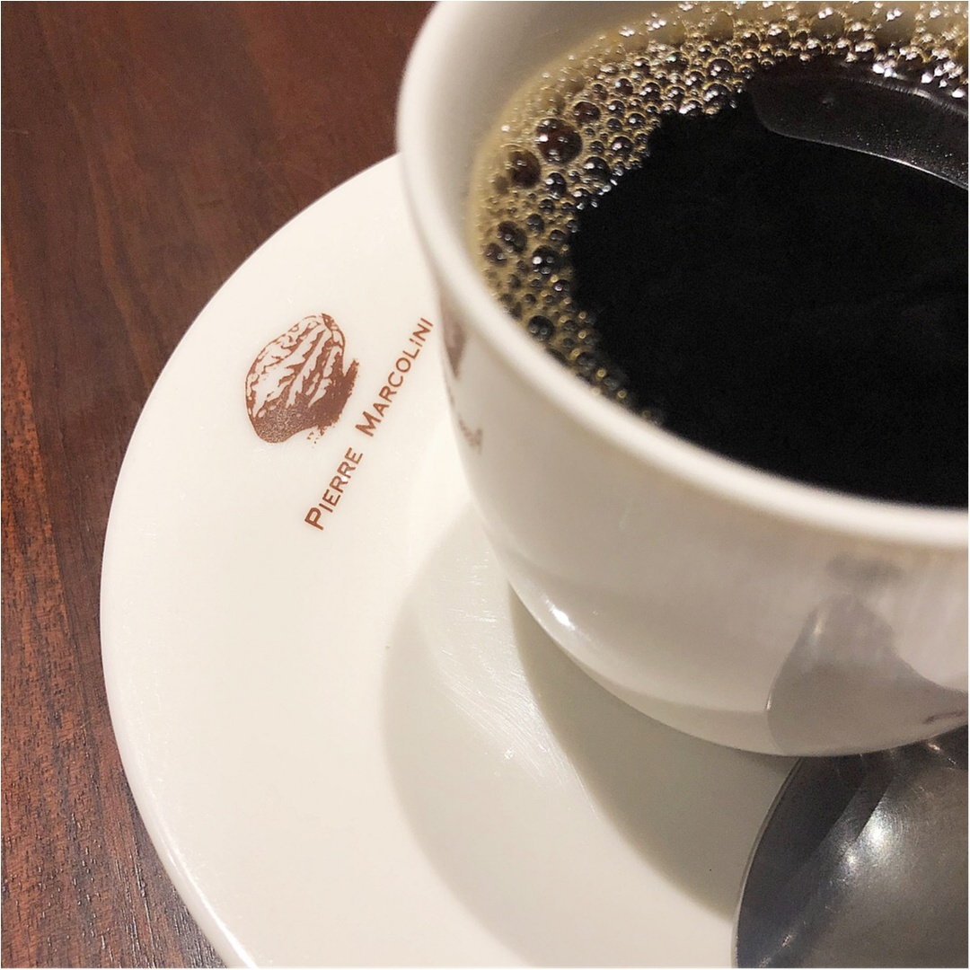 超絶品♡世界的に有名なピエールマルコリーニの高級カフェが銀座にあるんです♡_2