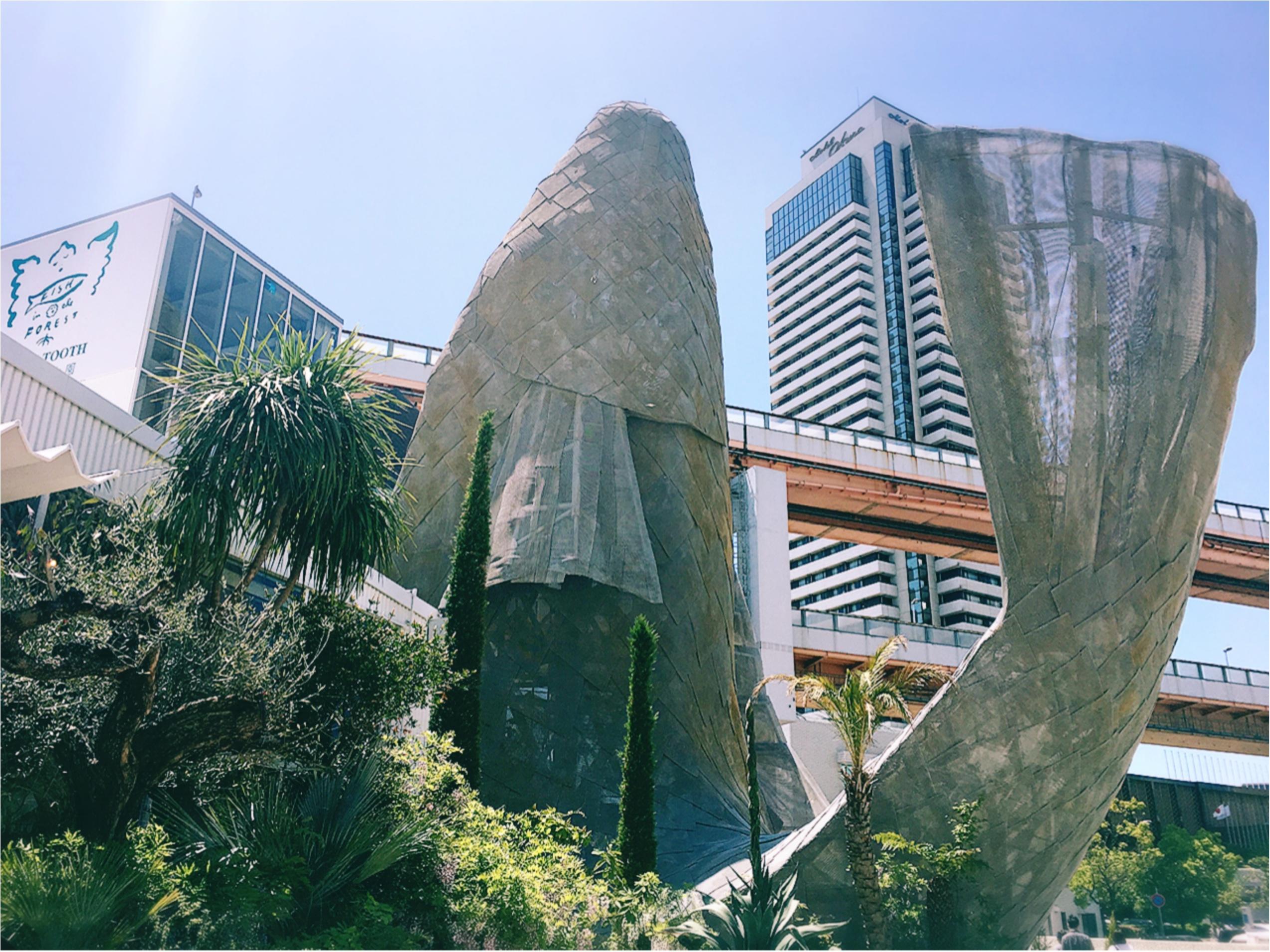 神戸★みそさんぽ-メリケンパークに新スポット続々!地元に愛されたcafe Fish!がリニューアル-_2