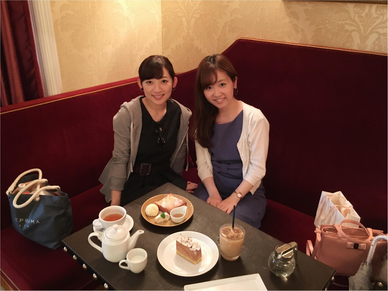 オシャレカフェで美意識UP〜♡_5