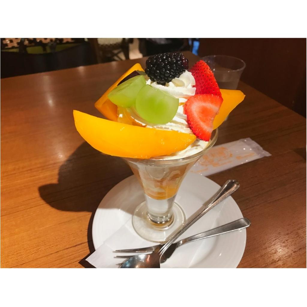 《フルーツ好きな人は要チェック!目黒&新宿の好立地に新鮮でおいし〜〜いフルーツが食べられる喫茶店が!》果実園・リーベルがキテる♡♡_3
