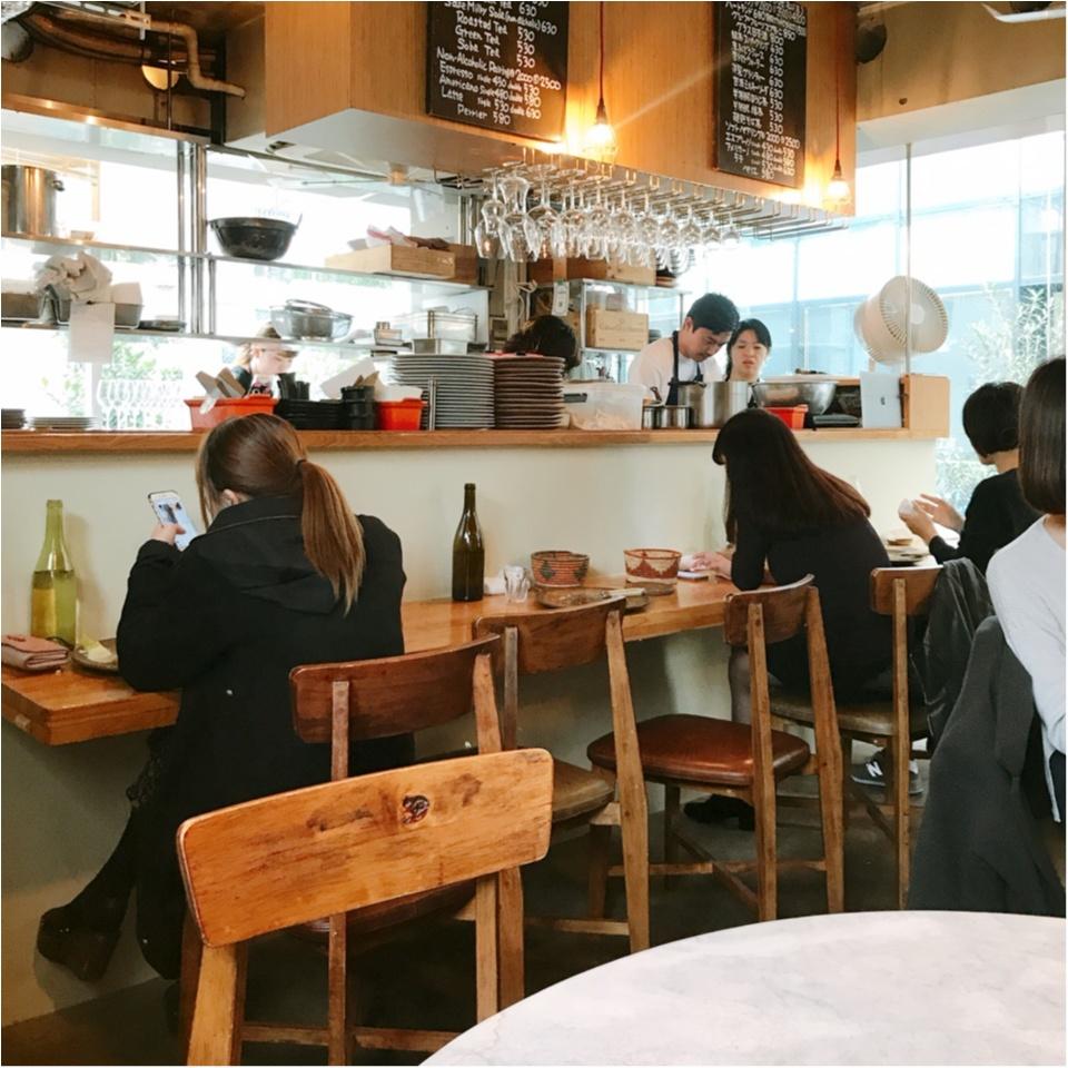原宿の隠れ家ビストロ【kiki harajuku】の創作料理が絶品っ♡_2