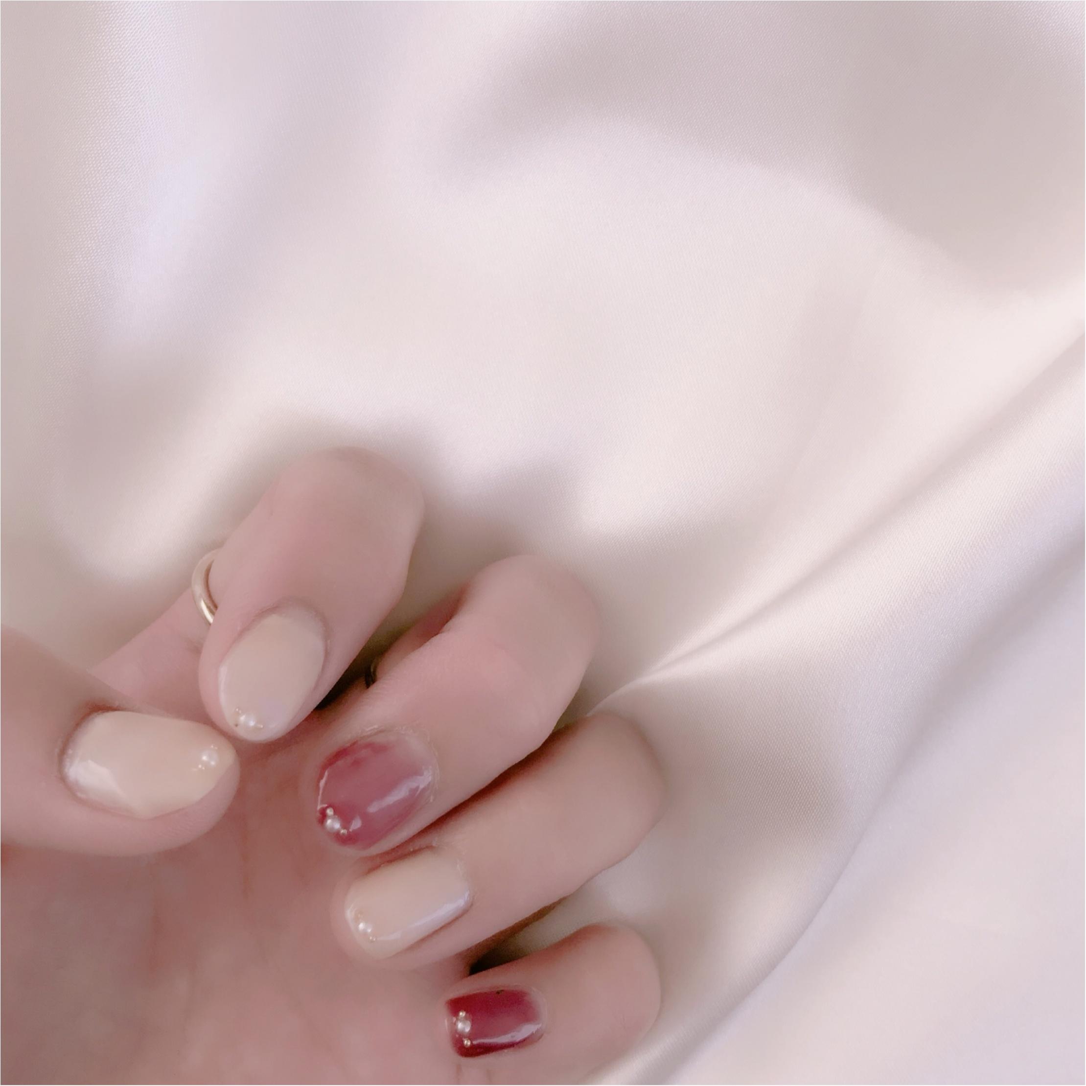 【週末だけネイル】HOMEIのWeekly gelのネット限定色が新宿なら店頭でGETできます!_2