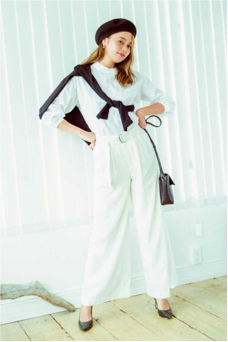 きれい色使いでこなれて見える【ワントーン】コーデ10選    ファッション_1_1