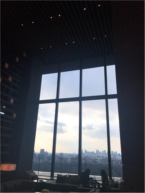 おしゃれ女子ならみんな行ってる【アマン東京】の〝ブラックアフタヌーンティー〝に行ってきました♡ATの写真の撮り方も伝授♡_2