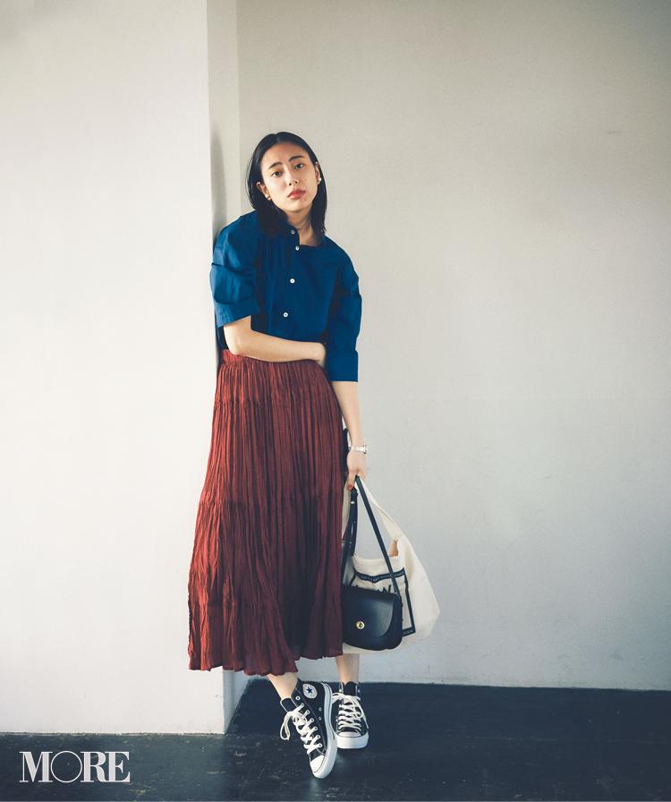 春のシャツコーデ特集《2019年版》- 20代女子におすすめ!オフィスカジュアルにちょうどいい きれいめシャツのコーディネートまとめ_6