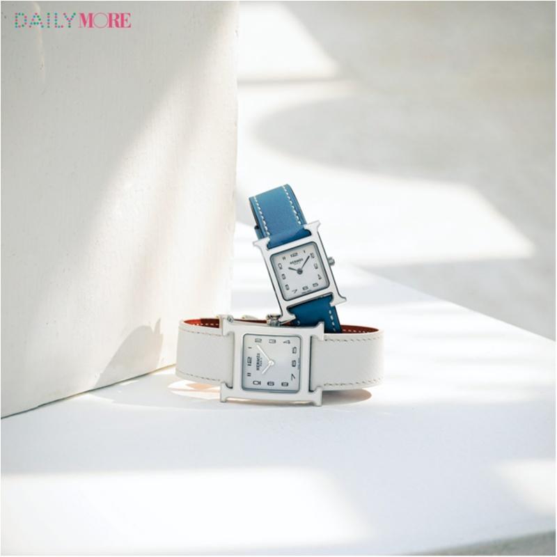 一生ものの時計を探しているなら。【エルメスのHウォッチ】の魅力を知らないなんて、ありえない!_1