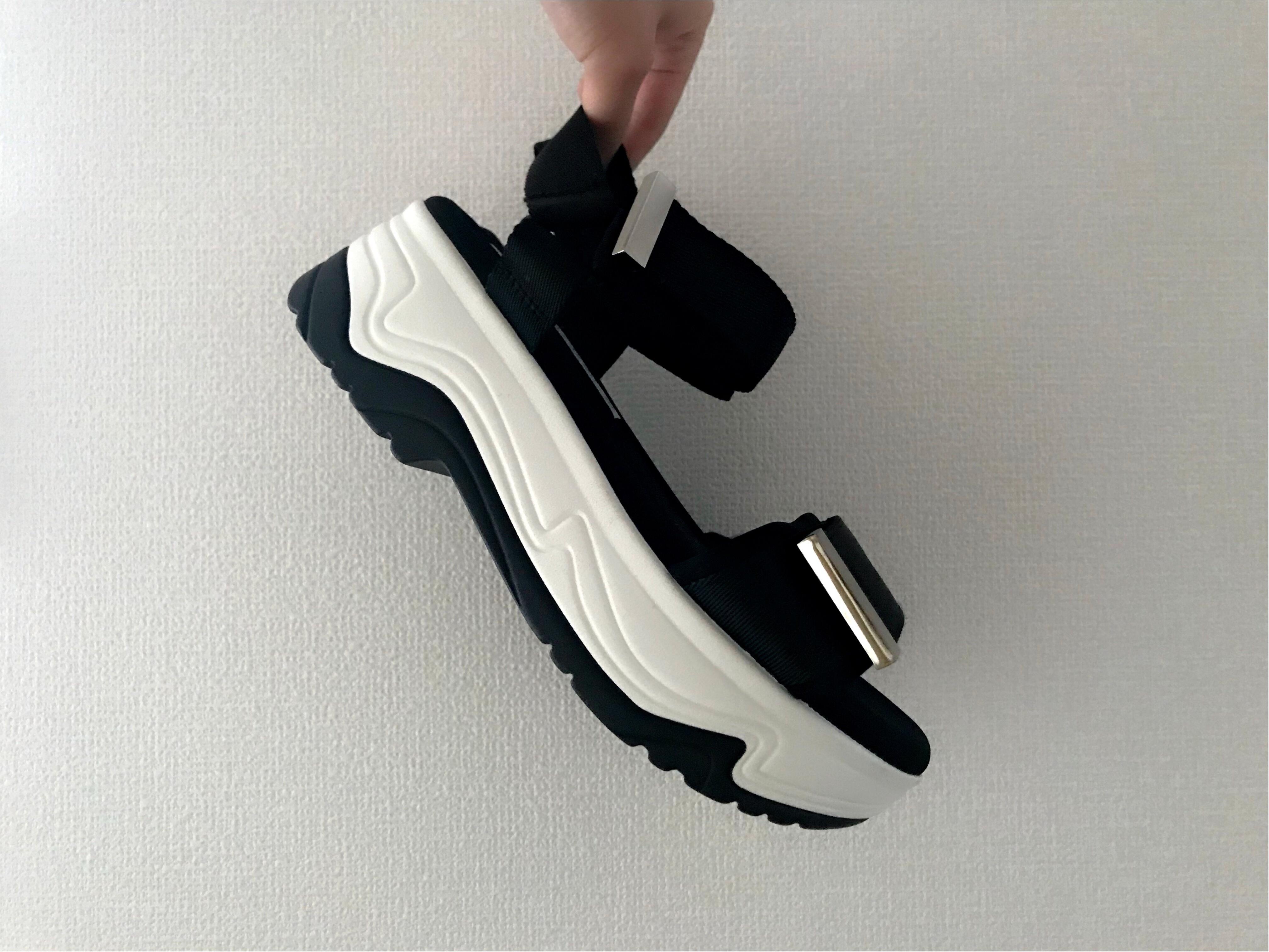【ZARA】買ってよかった高コスパ靴!売切れ必須#ヴェッジソールサンダルが優秀すぎ♡_2