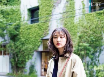 鈴木友菜主演・着回し連載『柄アイテムが必要だ。』 着回しアイテム&コーデPhoto Gallery